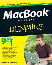 MacBook All–in–One For Dummies