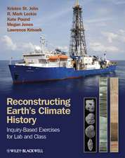 Reconstructing Earth′s Climate History: Inquiry–based Exercises for Lab and Class