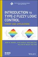 Introduction To Type–2 Fuzzy Logic Control: Theory and Applications