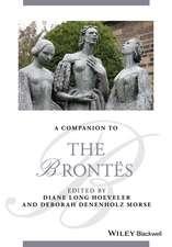A Companion to the Brontës
