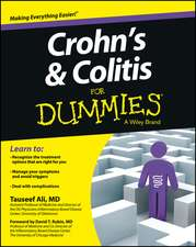 Crohn′s and Colitis For Dummies