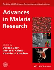 Advances in Malaria Research