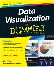 Data Visualization For Dummies