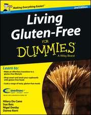 Living Gluten–Free For Dummies – UK