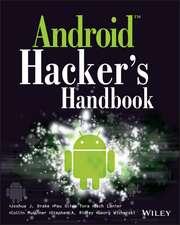 Android Hacker′s Handbook