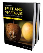 Fruit and Vegetables: Harvesting, Handling and Storage 2 Volume Set