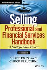 Selling Professional and Financial Services Handbook: + Website
