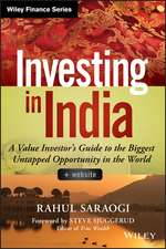 Investing in India: A Value Investor′s Guide to the Biggest Untapped Opportunity in the World + Website