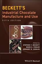Beckett′s Industrial Chocolate Manufacture and Use