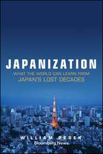 Japanization: What the World Can Learn from Japan′s Lost Decades