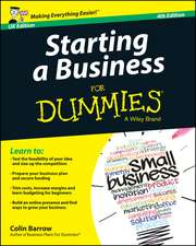 Starting a Business for Dummies:  The Contractor's Guide to Success and Survival Strategies
