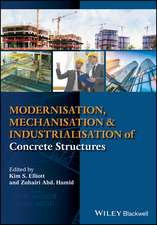 Modernisation, Mechanisation and Industrialisation of Concrete Structures