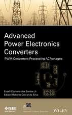 Advanced Power Electronics Converters: PWM Converters Processing AC Voltages