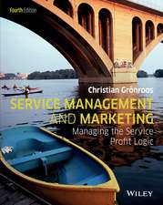 Service Management and Marketing: Managing the Service Profit Logic