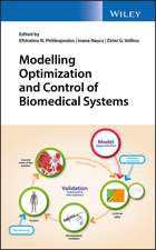 Modelling Optimization and Control of Biomedical Systems