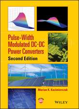Pulse–Width Modulated DC–DC Power Converters