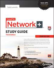CompTIA Network+ Study Guide: Exam N10–006