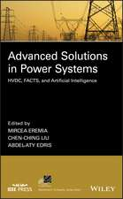 Advanced Solutions in Power Systems: HVDC, FACTS, and Artificial Intelligence