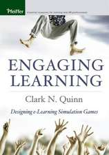 Engaging Learning: Designing e–Learning Simulation Games