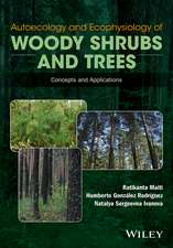 Autoecology and Ecophysiology of Woody Shrubs and Trees: Concepts and Applications