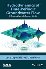 Hydrodynamics of Time–Periodic Groundwater Flow: Diffusion Waves in Porous Media