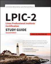 LPIC–2: Linux Professional Institute Certification Study Guide