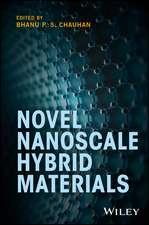 Novel Nanoscale Hybrid Materials