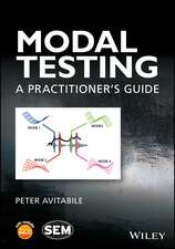 Modal Testing: A Practitioner′s Guide