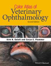 Color Atlas of Veterinary Ophthalmology