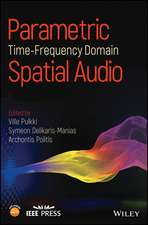 Parametric Time–Frequency Domain Spatial Audio