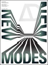 New Modes: Redefining Practice