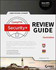 CompTIA Security+ Review Guide: Exam SY0–501
