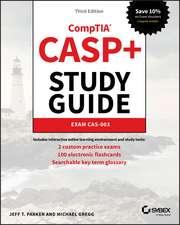 CASP CompTIA Advanced Security Practitioner Study Guide: Exam CAS–003