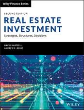Real Estate Investment and Finance: Strategies, Structures, Decisions