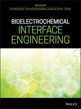 Bioelectrochemical Interface Engineering