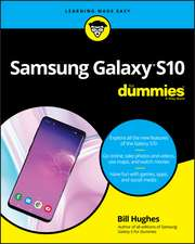 Samsung Galaxy S X For Dummies