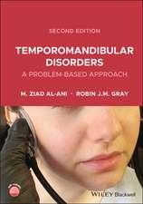 Temporomandibular Disorders