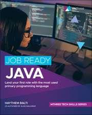 Job Ready Java