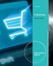 E-Business, International Edition
