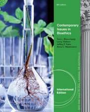 Contemporary Issues in Bioethics, International Edition