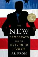 The New Democrats and the Return to Power