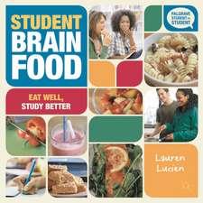 Student Brain Food: Eat Well, Study Better