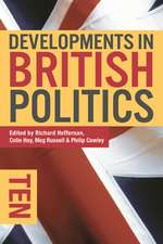 Developments in British Politics 10