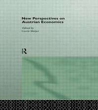 New Perspectives on Austrian Economics
