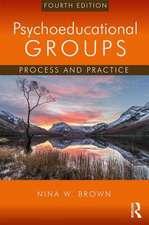 PSYCHOEDUCATIONAL GROUPS