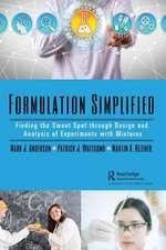 Formulation Simplified