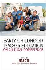 CULTURAL COMPETENCE FOR EARLY CHILD