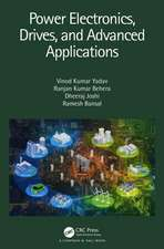 Power Electronics, Drives and Advanced Applications