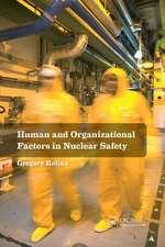 HUMAN ORGANIZATIONAL FACTORS NUCLEA