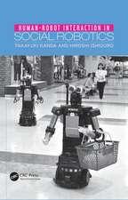Human-Robot Interaction in Social Robotics